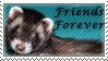 Friend Stamp by sunflowervlg