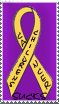 Children's Cancer Ribbon by sunflowervlg
