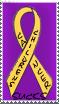 Children's Cancer Ribbon by sunflowervlg