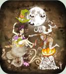 JAD-ardat halloween entry by Horoholikka