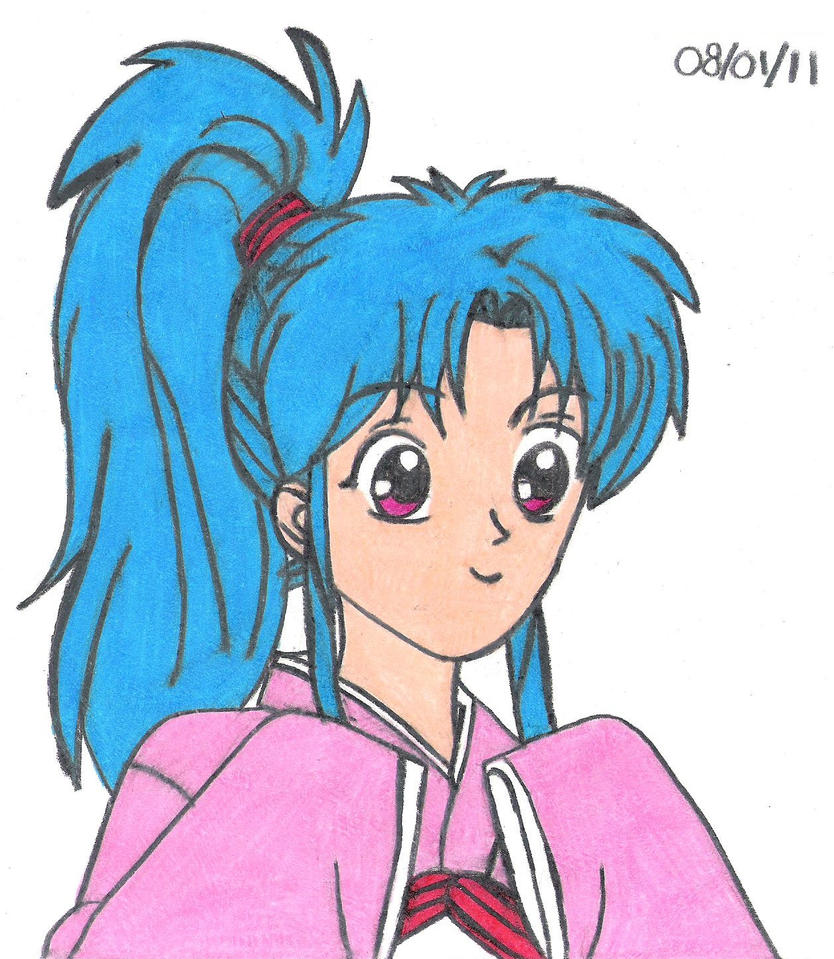 Botan by TaniPixie