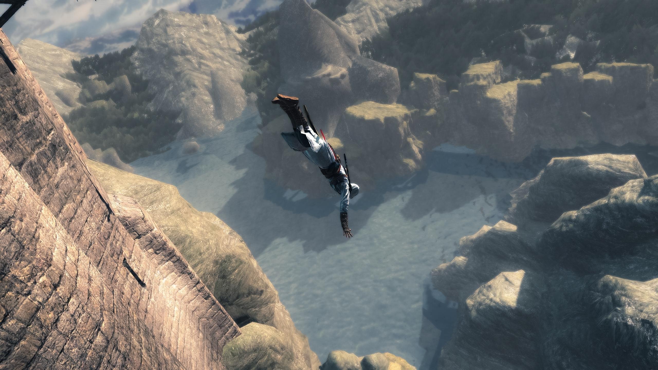 Assassin S Creed Leap Of Faith By Wolfleben On Deviantart