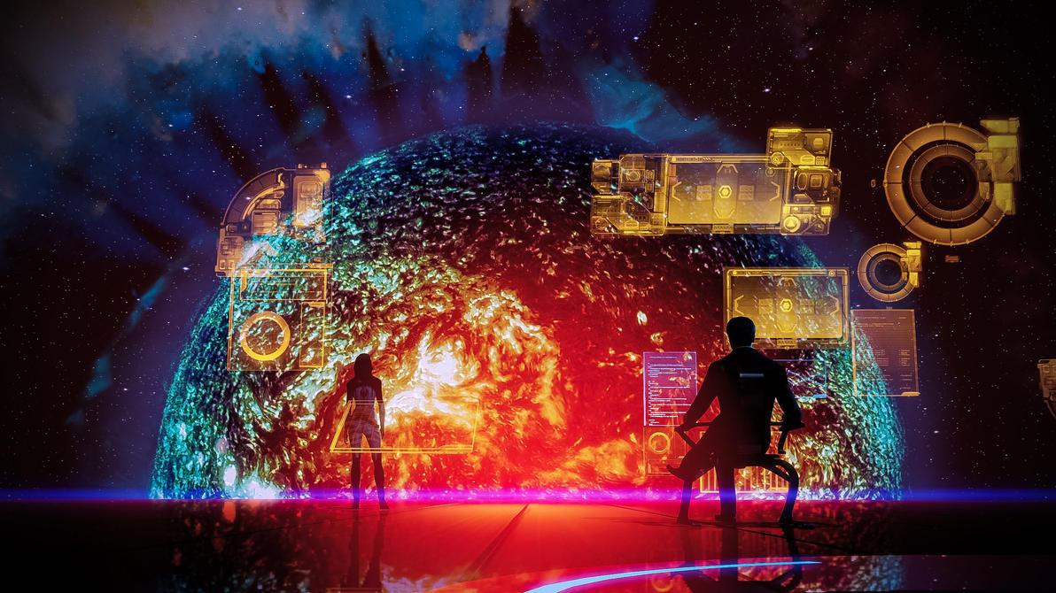 Mass Effect 2 Cerberus By Wolfleben On DeviantArt