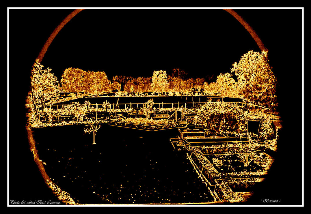 The Golden Garden. by Bermiro on DeviantArt