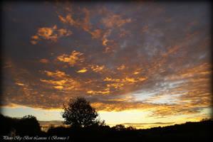 Sunrise. 1 by Bermiro