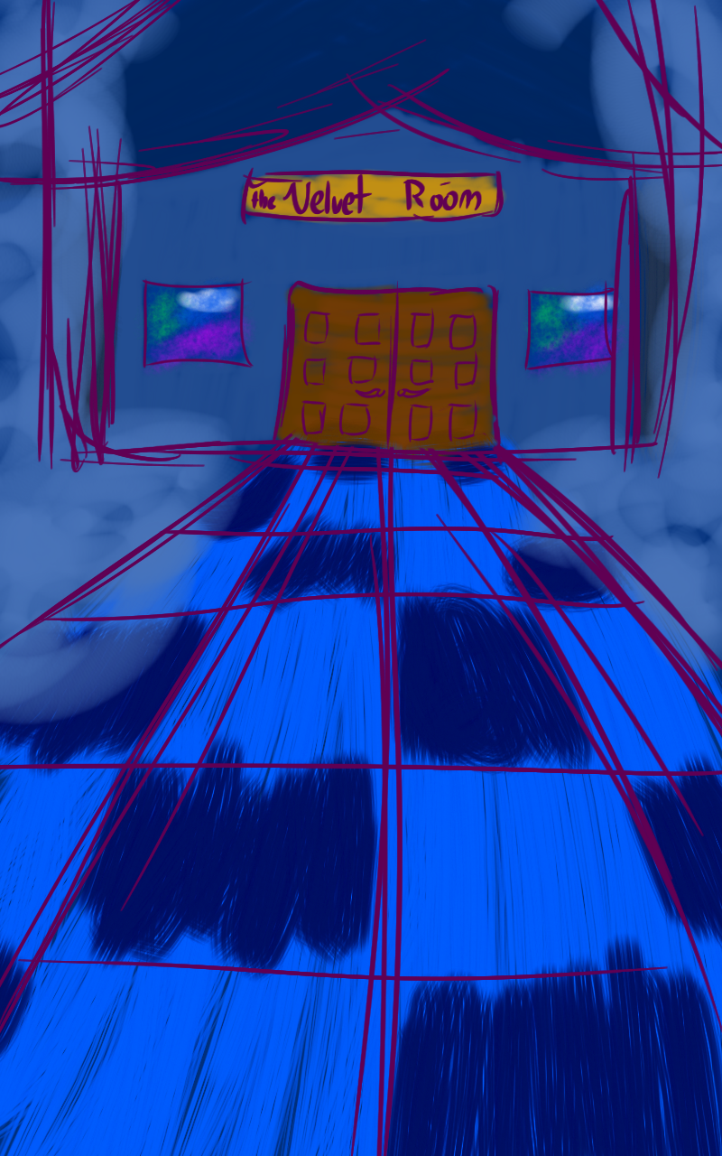 Persona  Velvet Room Why Limoo