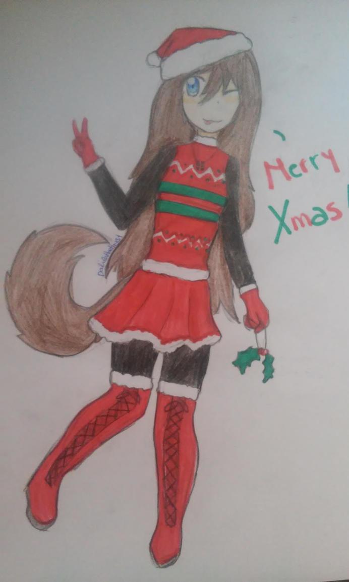 Merry Xmas!! by DalilaAmethyst