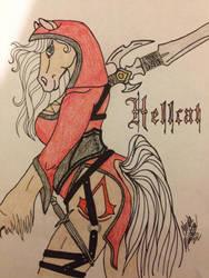 Hellcat the Assassin MLP