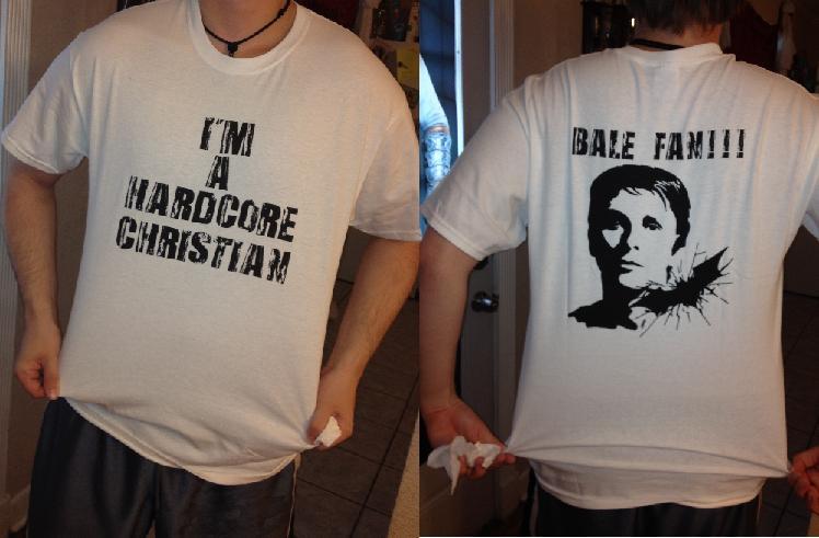I'm a Hardcore Christian Bale Fan by hellcattheassassin