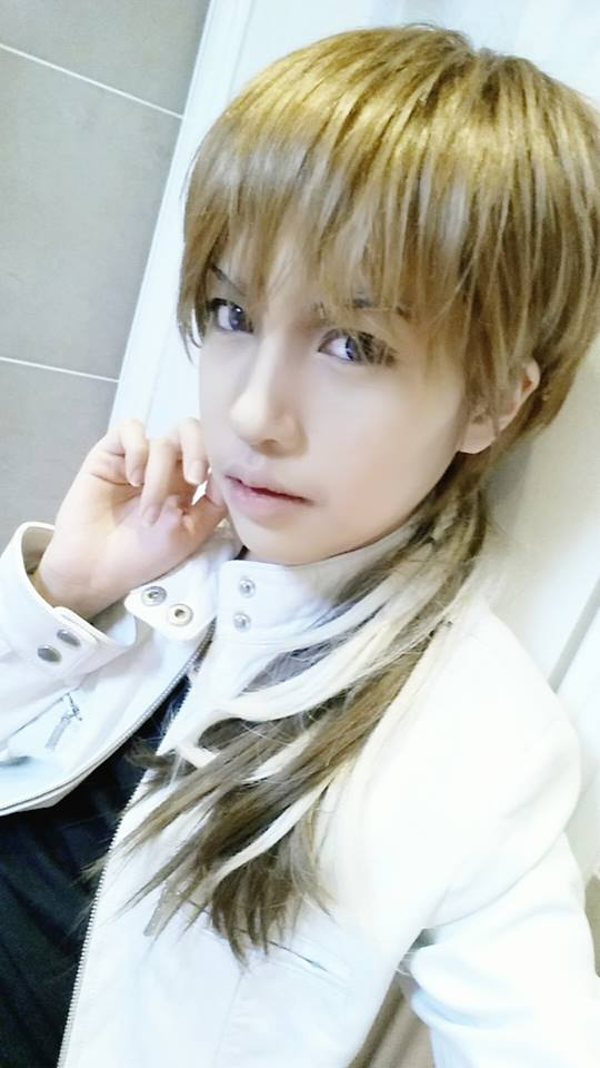 Sho - Moon Child Costest - GACKT by Gaze-Chibi
