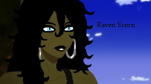Raven Scorn Humanoid Form (Old Version) by youngni