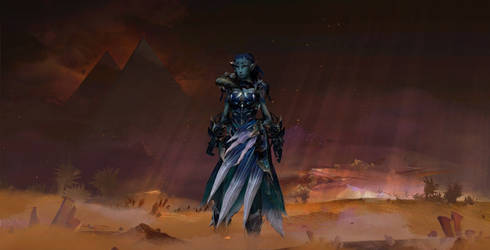 Lapis Bloom - Sylvari Reaper