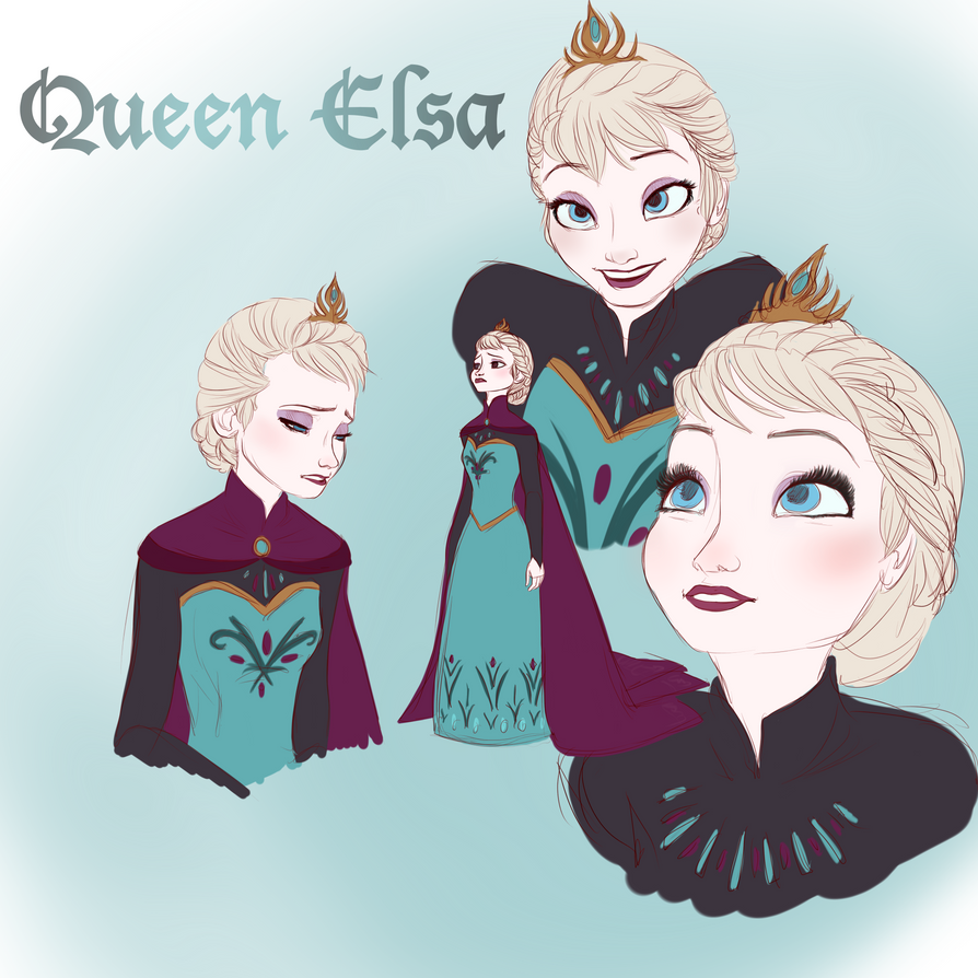 Villain Elsa I Don't Know If Elsa's A Hero But Elsa likewise Frozen ...