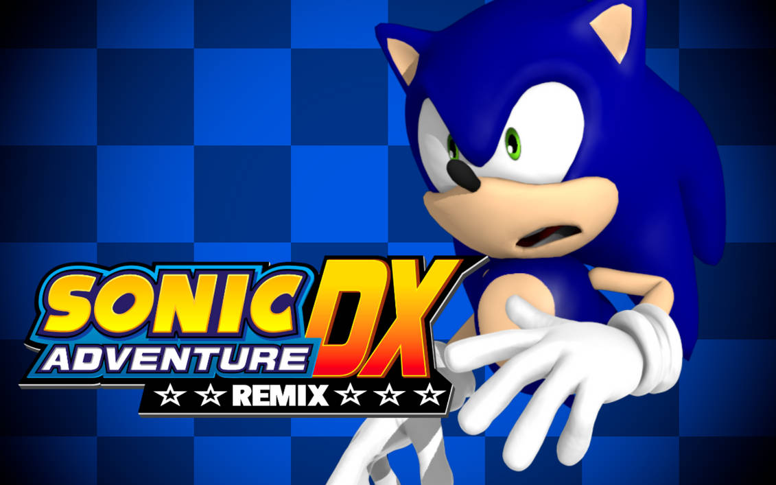 Sonic model in my project Sonic Adventure DX Remix by FlsdhTH003 on