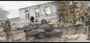 Russo-Georgian War #2