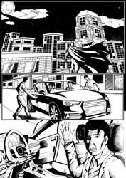 Batman.Page1pencil.jefferson by jefferson-souza