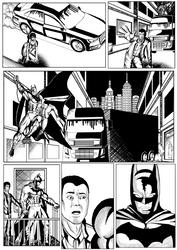 Batman.Page2pencil.jefferson by jefferson-souza