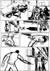 Batman.Page4pencil.jefferson by jefferson-souza