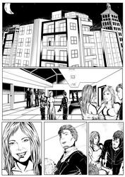 Homen-Aranha.Page1pencil.jefferson.souza by jefferson-souza