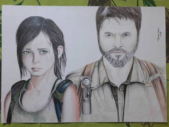 The last of us by jefferson-souza
