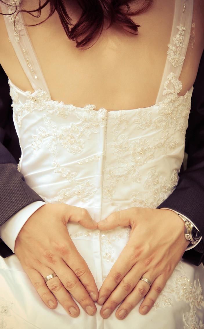 wedding love by Toastnascher