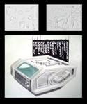 matrix dvd player design
