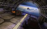 Space hangar