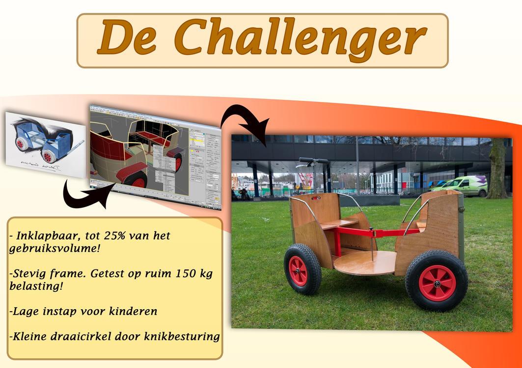 challenger wheelie