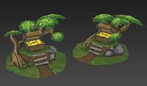 Forest Throne Wip03