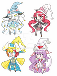 Witch Adopt Set [Closed]