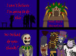 Ah Puch Removes his Mask - Comic by Psycho-Snail