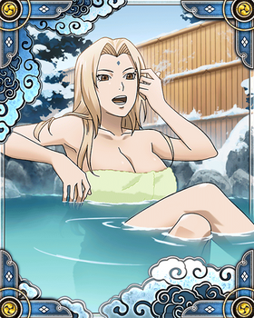 Tsunade, Hot Springs 2