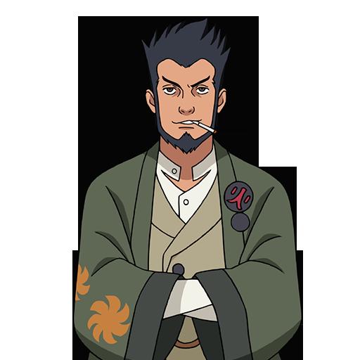 Image result for asuma kimono