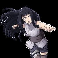 Hinata Hyuga Naruto The Last  Render by DP1757