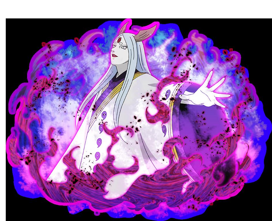 Kaguya Otsutsuki - Naruto