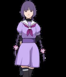 Sumire Kakei [Academy] Render