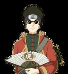 Shino Aburame, Chinese New Year 2020 | Render