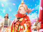 Kid Hokage Tsunade Senju [Girls Day 2020]