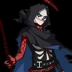 [NEW] Midnight Blade, Halloween | Render