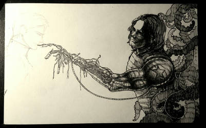 Winter soldier by KBRRS