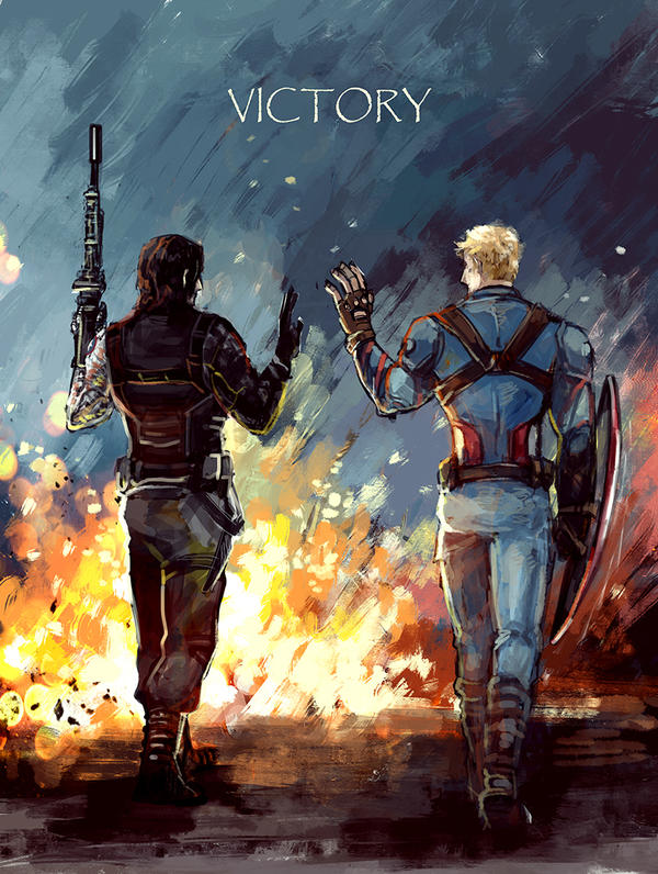 Victory by KBRRS