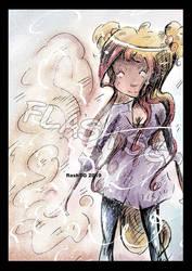 Jeanne personnage du manga Elbrasombre