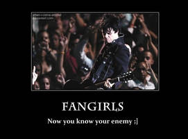 Fangirls. by When-I-Come-Around