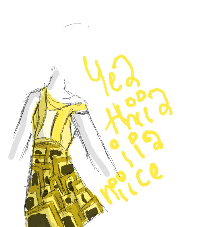 sollux inspired spring dress by AskGeorgiaTheBlueJay