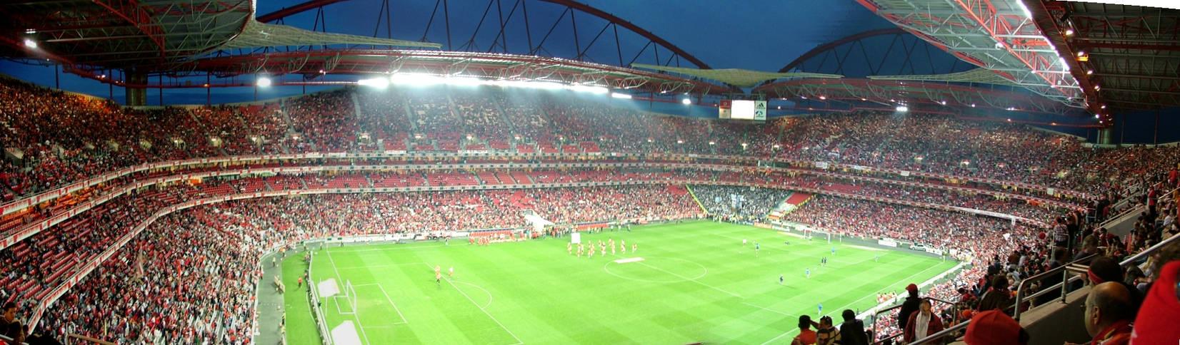 Benfica vs. Porto Panoramic