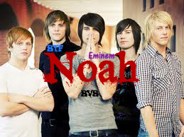 Noah's Avatar by swiftythefluffball