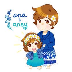 ana + ansy