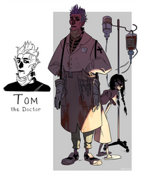 PW characters: Tom