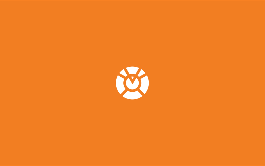 Orange lantern corps wallpaper - photo#9