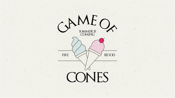 Game Of Cones By Rolito86 On Deviantart